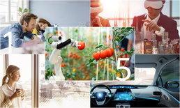 หัวเว่ยเผยแพร่รายงานวิสัยทัศน์อุตสาหกรรมทั่วโลก พร้อมเผย10 เทรนด์และตัวอย่างการคาดการณ์