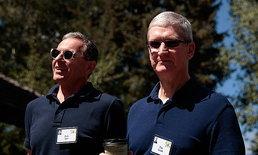 Bob Iger ซีอีโอของ Disney ลาออกจากบอร์ดบริหารของ Apple แล้ว