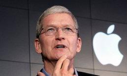 """""""ทิม คุก"""" โต้คำครหา iPhone X ขายแพงไป แถมชี้ทำกำไรให้บริษัทมากสุด"""
