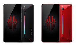 Nubia Red Magic มือถือเพื่อคอเกม กับหน้าจอสีสมจริงเปิดตัวแล้ว