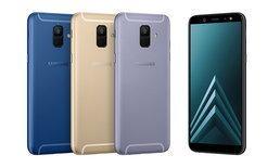 เปิดราคา Samsung Galaxy A6 และ A6+ อย่างเป็นทางการ เริ่มต้น 8,900 บาท
