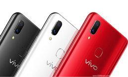 เผยหมดเปลือก! ราคา สเปค และวันเปิดตัวของ Vivo X21i