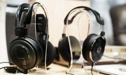 """ฟัง """"ออดิโอ เทคนิก้า"""" ส่งทัพนวัตกรรมหูฟังไลน์อัพใหม่ถึง 5 ซีรี่ส์ลุยตลาดพร้อมกัน"""