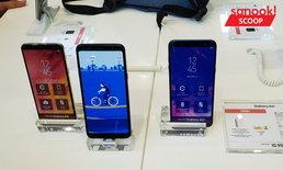 รวมมือถือที่น่าสงสารที่สุดในงาน Thailand Mobile Expo 2018 Hi End ที่ควรเห็นใจอย่างยิ่ง