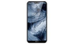 เปิดตัวแล้ว Nokia X6 ที่ได้กล้องหลังคู่และจอมีรอยบากสุดล้ำ ราคาไม่ถึงหมื่น