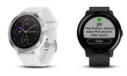 Garmin เปิดตัว Vivoactive 3 Music Smart Watch ที่เก็บเพลงได้มากถึง 500 เพลงในตัว