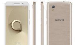 """เปิดตัว """"Alcatal 1"""" สมาร์ทโฟน Android Go ที่ราคาถูกที่สุด"""