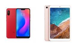 เปิดตัวแล้ว Xiaomi Redmi 6 Pro และ Xiaomi Mi Pad 4 ใหม่ล่าสุด ที่ราคาไม่แพงอย่างที่คิด