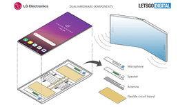 เผยสิทธิบัตรของมือถือ LG ที่มีจอพับได้ และมีหน้าตาคล้ายกับมือถือพับได้ในสมัยก่อน