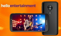 Motorola เปิดตัว E5 Play เวอร์ชั่น Android Go Edition ที่ครบเครื่องในเรื่องจอใหญ่ราคาไม่แพง