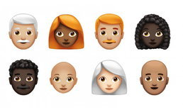 """Apple"" เผยโฉม Emoji หลากหลายแบบใหม่ที่รอติดตั้งใน iOS12 ในวัน อีโมจิ โลก"