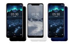 """เปิดตัว """"Nokia X5"""" พร้อมรอยบากและกล้องคู่ในราคาเบาๆ"""