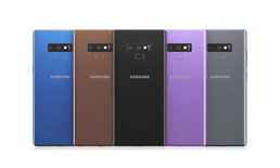 Samsung Galaxy Note 9 จะไม่ได้ใช้กระจก Gorilla Glass 6 เป็นเครื่องแรก
