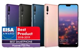 Huawei P20 Pro, Nokia 7 Plus และ Honor 10 ชนะรางวัล EISA (2018-2019)