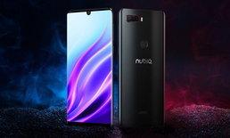 """Nubia Z18"" มือถือรุ่นท็อปมีรอยบาก หน้าจอใหญ่อลังการ เปิดตัวแล้ว"