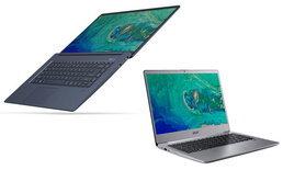 """Acer เผยโฉม """"Swift 5"""" และ """"Swift 3"""" รุ่นใหม่ล่าสุดที่เน้นความคุ้มค่า ภายในงาน IFA 2018"""