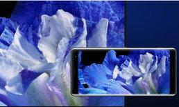 "Sony เปิดตัว ""Xperia XZ3"" มือถือเรือธงรุ่นแรกของ Sony  ที่ใช้จอ OLED ครั้งแรก"