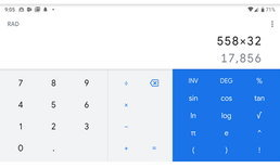 "Google ปรับปรุงหน้าตาของ Apps เครื่องคิดเลข มีการนำ ""Material Design"" มาใช้"