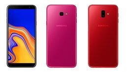 """เผยราคา """"Samsung Galaxy J4+"""" และ """"Galaxy J6+"""" ในประเทศไทยเริ่มต้นด้วยราคาน่ารัก  4,690 บาท"""