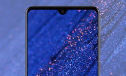 หลุด! ภาพเรนเดอร์ Huawei Mate 20 อย่างเป็นทางการ ส่วนเว้าทรงหยดน้ำ พร้อมกล้องหลัง 3 ตัว