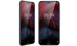 เปิดตัว Nokia 6.1 Plus มาพร้อมฟีเจอร์ AI อัจฉริยะ