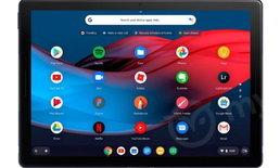 เผยภาพ Pixel Slate แท็บเล็ต Android จาก Google พร้อมปากกาและคีย์บอร์ด!