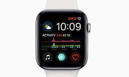 ผู้ใช้ Apple Watch Series 4 บางรายพบเครื่องค้างและรีบูธเอง จากปัญหาบนหน้าปัด Modular ใหม่