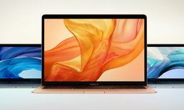 """สรุปทุกอย่างเกี่ยวกับ """"MacBook Air 2018"""" หลังการเปิดตัว"""