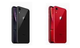 กระแสดีเกิน iPhone XR สีดำ และสีแดง บางความจุ เลื่อนการส่งมอบ