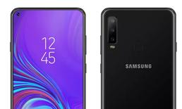 """ชมภาพเรนเดอร์แรก Galaxy A8s : """"จอเต็มไร้ติ่ง"""" รุ่นแรกของ Samsung"""