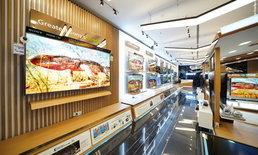 """ชมความงามของ """"Sony Store Icon Siam"""" โชว์รูมแห่งแรกในเอเซียแปซิฟิกชูแนวคิด"""