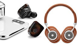 """อาร์ทีบีฯ ขยายพอร์ตหูฟังไฮเอนด์ ส่งแบรนด์หูฟังคุณภาพเสียง  """"Master & Dynamic"""" จากอเมริกา"""