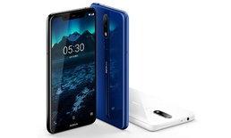 """""""Nokia 5.1 Plus"""" ในต่างประเทศได้อัปเดตเป็น Android Pie เรียบร้อย"""