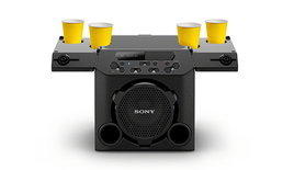 [CES2019] Sony เปิดตัวลำโพง Extra Bass เสียงดีเบสหนักและมีที่วางแก้วได้