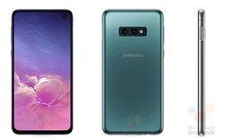 """ชมภาพสี """"Samsung Galaxy S10e"""" สีเหลือง ส่อแววจะมีหลายสีเหมือน """"iPhone XR"""""""