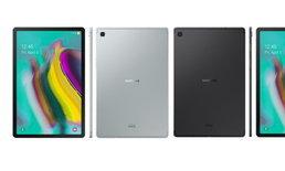Samsung เปิดตัว Galaxy Tab S5e แท็บเล็ตสเปกดี เครื่องบางในราคาเบาๆ