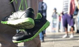 """""""รองเท้าอัจฉริยะรุ่นใหม่"""" ช่วยเตือนเมื่อน้ำหนักตัวมากเกินไป"""