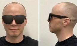 "Facebook โชว์คอนเซ็ปต์ ""แว่น VR"" : ดูคล้ายแว่นกันแดดสุดคูล"