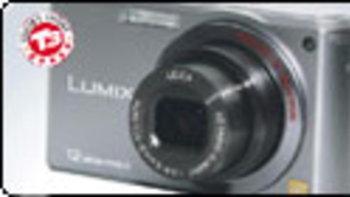 รีวิว Panasonic Lumix DMC FX 100