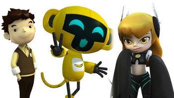 บานาน่า ไอที เปิดตัวบานาน่า แกงค์ สื่อเอนิเมชั่น ทำเรื่องไอทียาก ๆ ให้เป็นเรื่องกล้วย ๆ