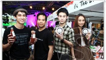 แฮปปี้รวมพลคนโซเชียล รวมคนดังมากมายที่งาน Social Festival