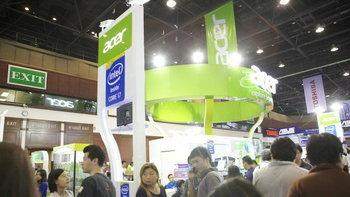 โปรโมชั่นโน้ตบุ๊คราคาถูก ลดถึง 5,000 บาท พร้อมรุ่นแนะนำในบูธ Acer