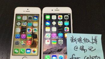 หลุดเต็มๆคลิป iPhone 6 หน้าจอ 4.7 นิ้วสีเงินความจุ 64GB
