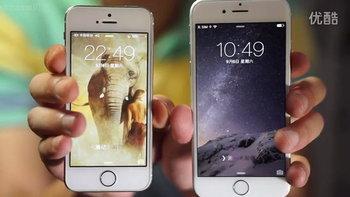 ชมคลิปพรีวิว iPhone 6 ตัวเป็นๆพร้อมเทียบขนาดกับ iPhone 5s