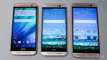 ลองจับ HTC One M9+ สมาร์ทโฟนเรือธงหนึ่งเดียวในไทยจาก HTC