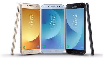 เผยโฉม Samsung Galaxy J3, J5 และ J7 (2017) มือถือรุ่นเริ่มต้นของ Samsung ที่ได้ Android Nougat