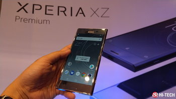 พรีวิว Sony Xperia XZ Premium และ Xperia XA1 Ultra มือถือสเปคคุ้ม กับอีกเทคโนโลยี 4K บนมือถือ