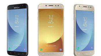 Galaxy J3, J5, J7 เวอร์ชันปี 2017 เปิดราคาอย่างเป็นทางการ เริ่มต้นที่ 8,400 บาท