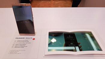 [เก็บตก] CES 2018 : Huawei จัดเต็มพร้อมนำ Mate 10 และ Mate 10 Pro ขายในสหรัฐอเมริกา