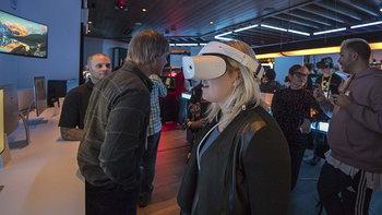 เจาะลึก AR / VR เทคโนโลยีที่ดีและเป็นที่น่าจับตามองที่สุดในตอนนี้ ผ่านงาน CES 2018